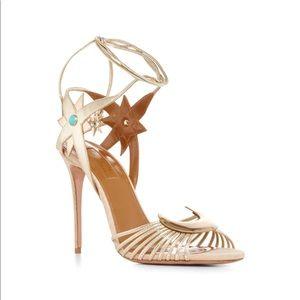 Aquazurra Special Edition Boho sandals